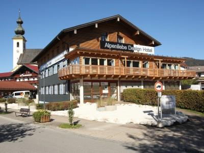 Alpenliebe design hotel urlaub in inzell for Urlaub designhotel