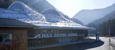 Adresse max aicher arena inzell webcam